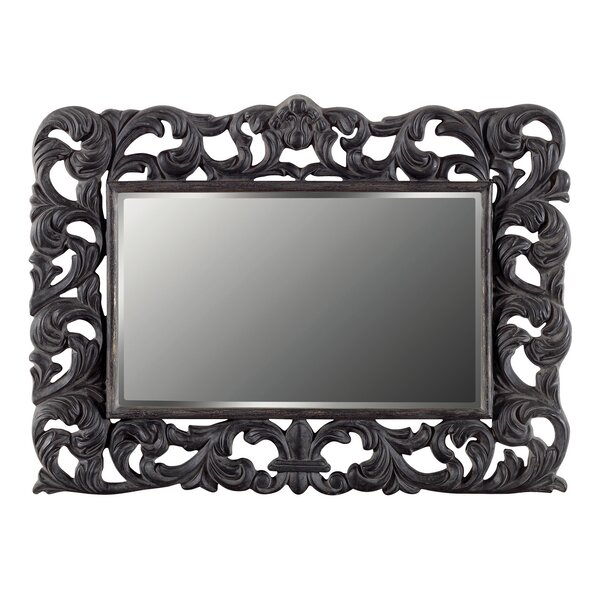 Beauty Accent Wall Mirror by Galaxy Home Decoration