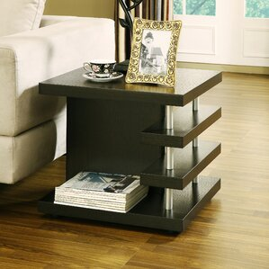 Lillian End Table by Zipcode Design