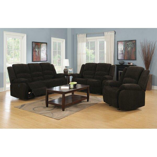 Falls Reclining Configurable Living Room Set by Red Barrel Studio