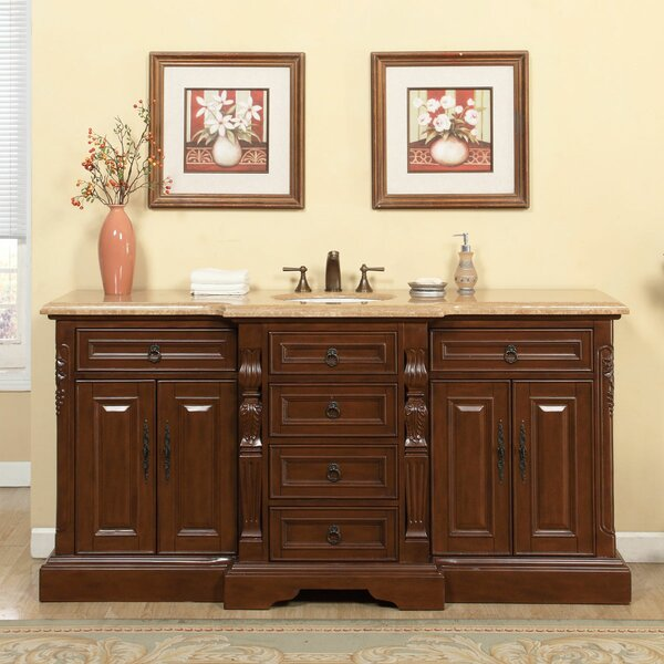 Varennes 72 Single Sink Bathroom Vanity Set