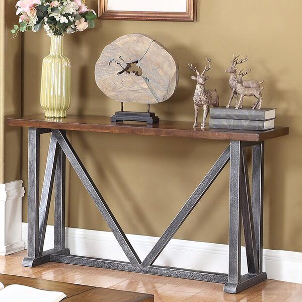Loehr Console Table by Williston Forge