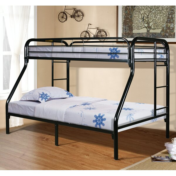 Drury Twin Over Full Bunk Bed by Harriet Bee