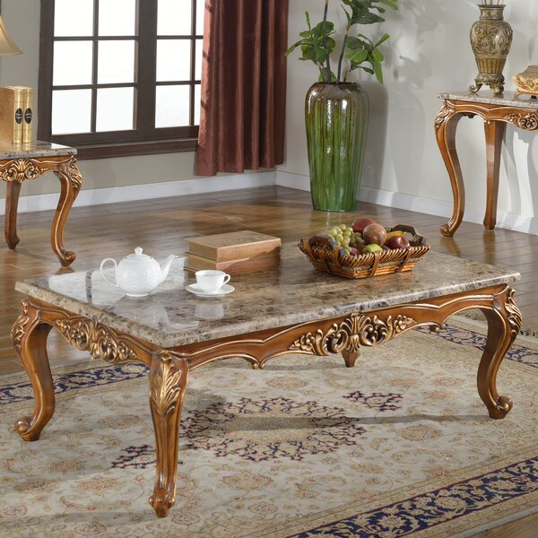 Marble Coffee Table by BestMasterFurniture BestMasterFurniture