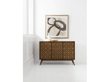 Melange Traveler Credenza by Hooker Furniture