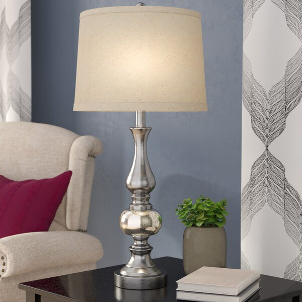 Claudine 29 Table Lamp by Charlton Home