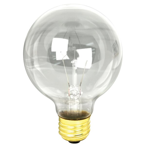 40W 120-Volt Incandescent Light Bulb by FeitElectric
