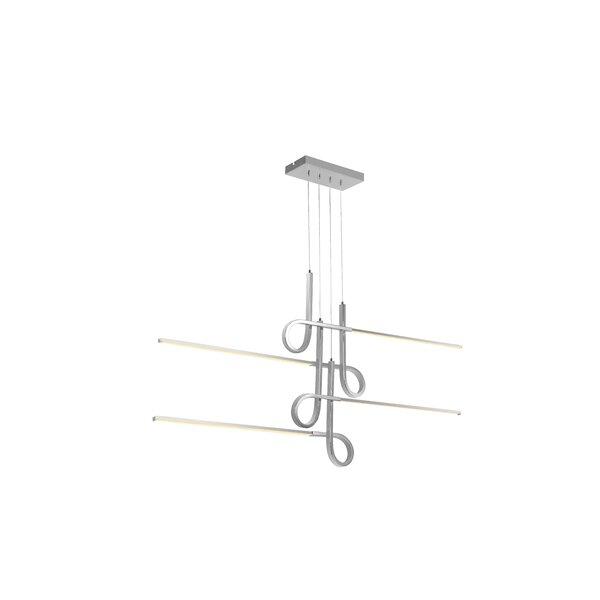 Femke 4-Light LED Novelty Chandelier by Orren Ellis