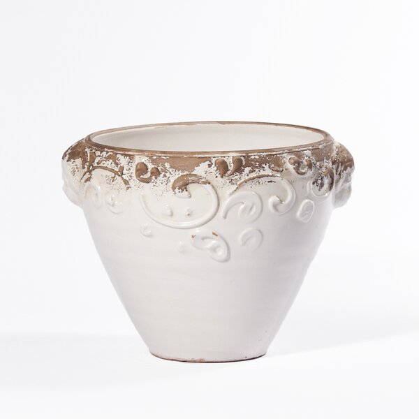 Flower Pot Planter by Intrada Italy