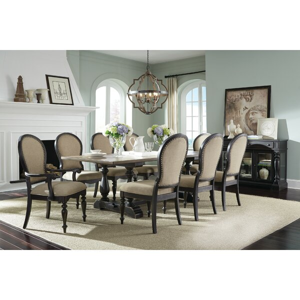 Argana Upholstered Dining Chair (Set of 2) by Ophelia & Co.