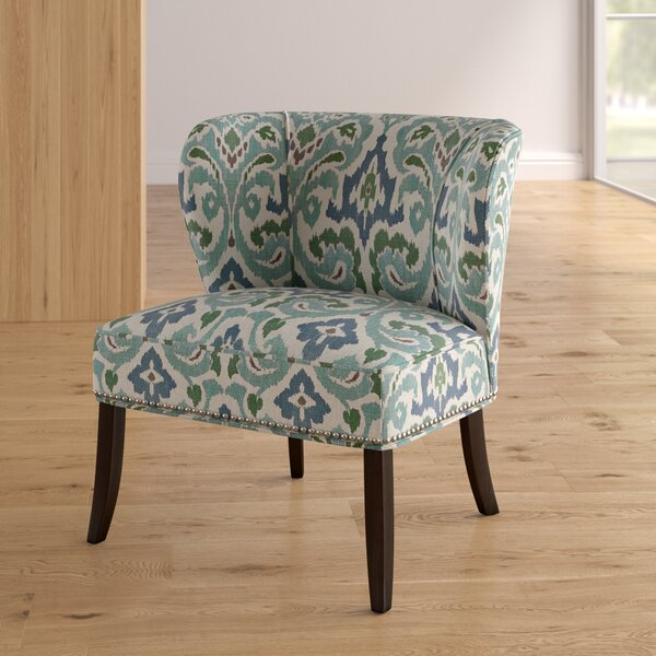 Zhora Wingback Chair by Darby Home Co