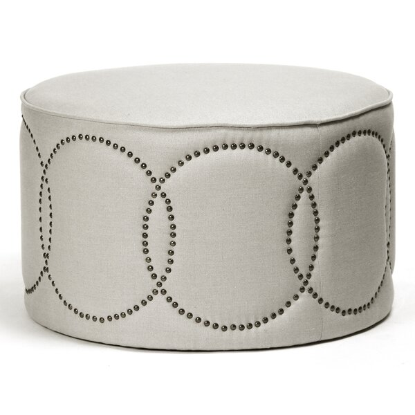 Daisi Cocktail Ottoman by Zentique