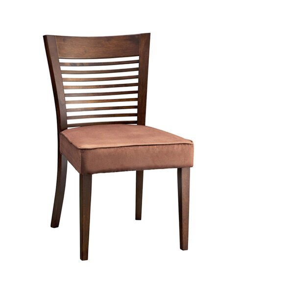 Mia Upholstered Dining Chairs (Set of 4) by Darby Home Co