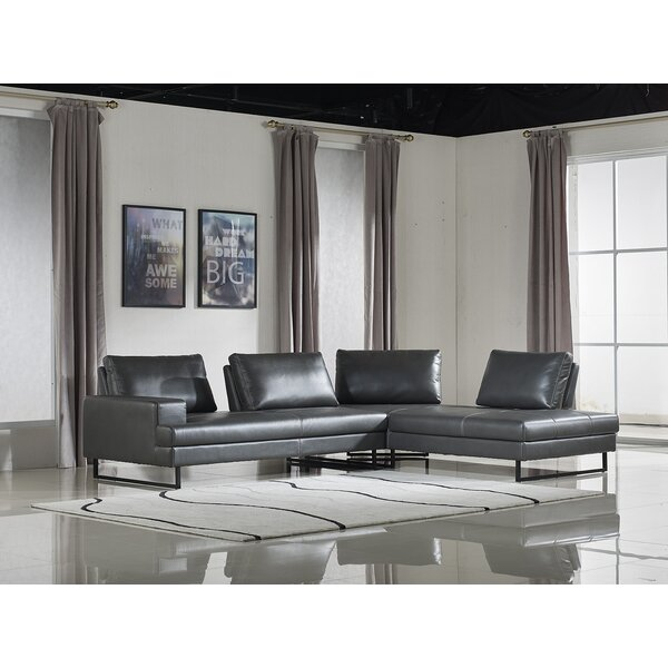Christenson Right Hand Facing Sectional by Orren Ellis