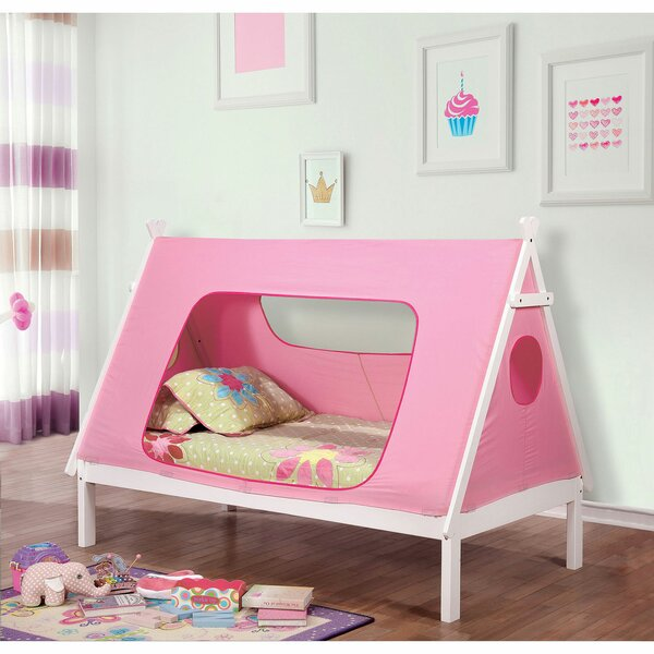 Saylor Twin Bed by Zoomie Kids