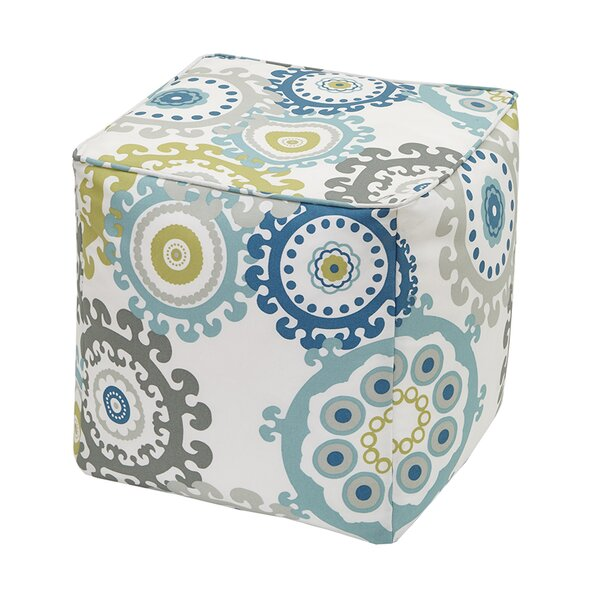 Manchester Outdoor Ottoman by Bungalow Rose