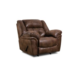 Ruffin Rocker Recliner by Simmons Upholstery by Loon Peak