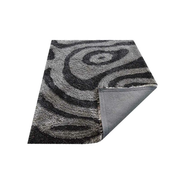Ry Hand-Woven Gray/White Indoor/Outdoor Area Rug by Latitude Run