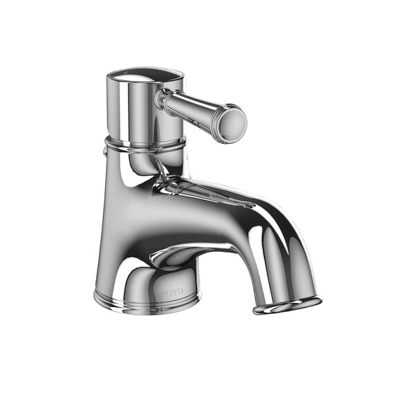 Vivian Single Hole Bathroom Faucet with Drain Assembly