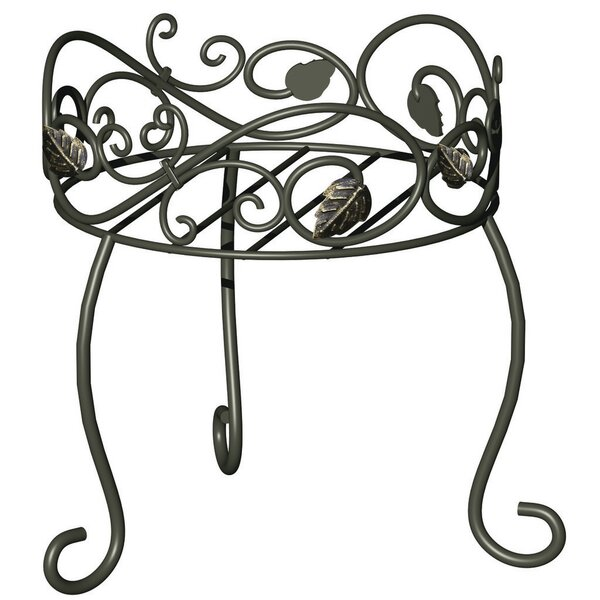 Scroll Plant Stand by Panacea Products