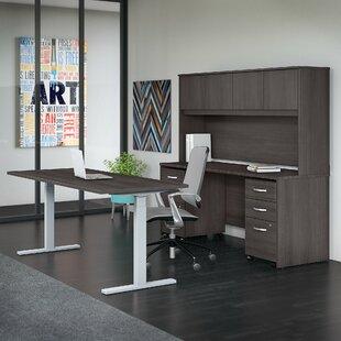 Buying Studio C 5 Piece Desk Office Suite ByBush Business Furniture