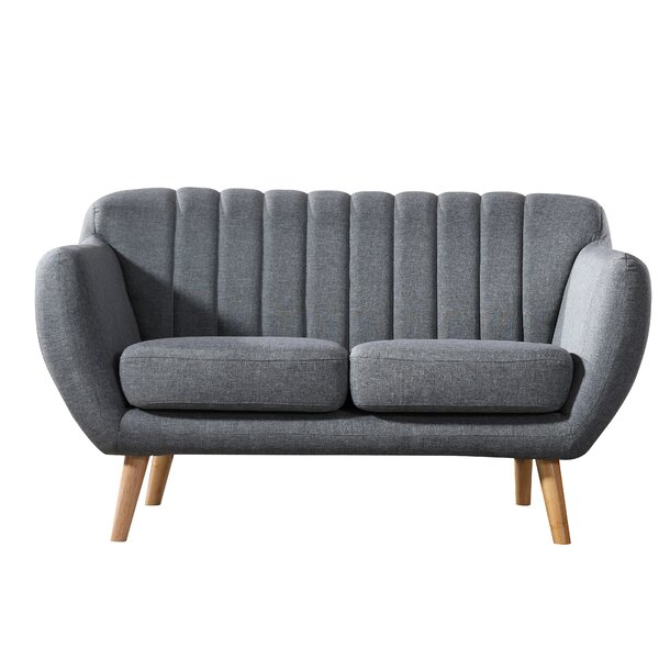 Arielle Loveseat By George Oliver by George Oliver Wonderful