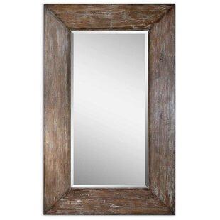 Loon Peak Brookhn Beveled Wall Mirror