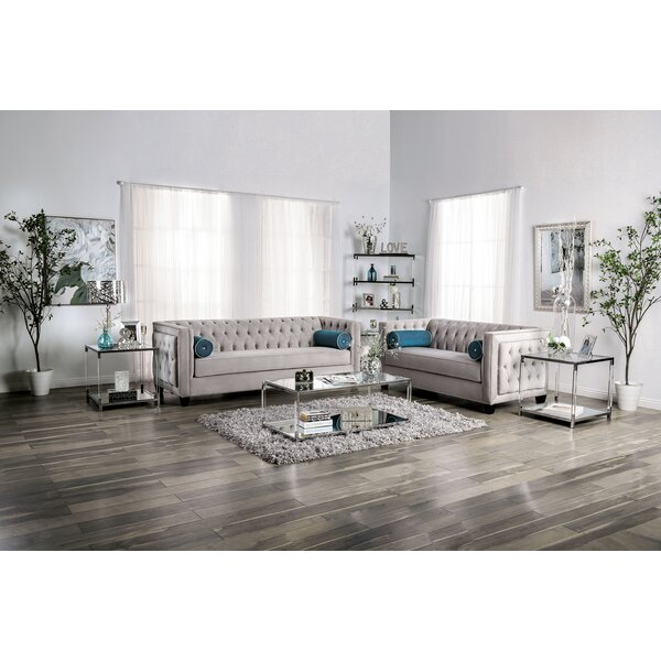Spaulding Configurable Living Room Set by House of Hampton