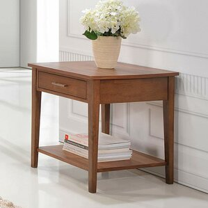 Prestwood End Table by Red Barrel Studio
