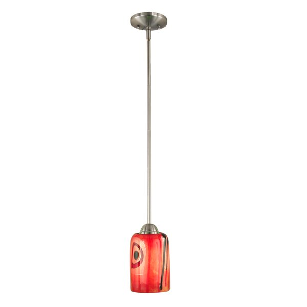 Salvatore 1-Light Mini Pendant by Orren Ellis