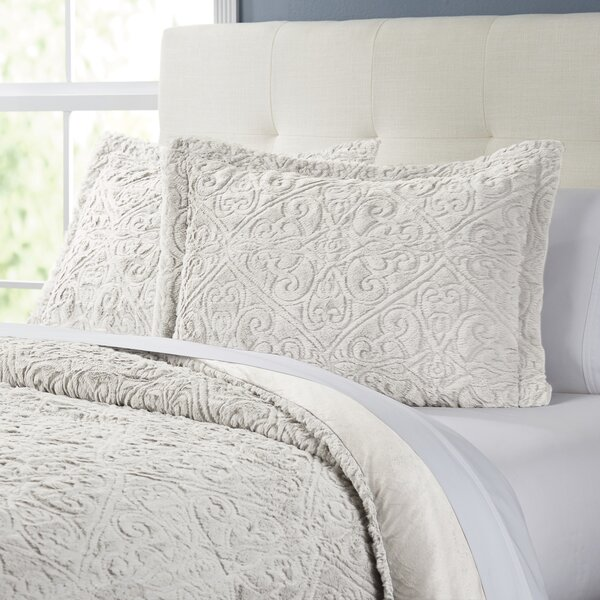Hocker Comforter Set by Three Posts