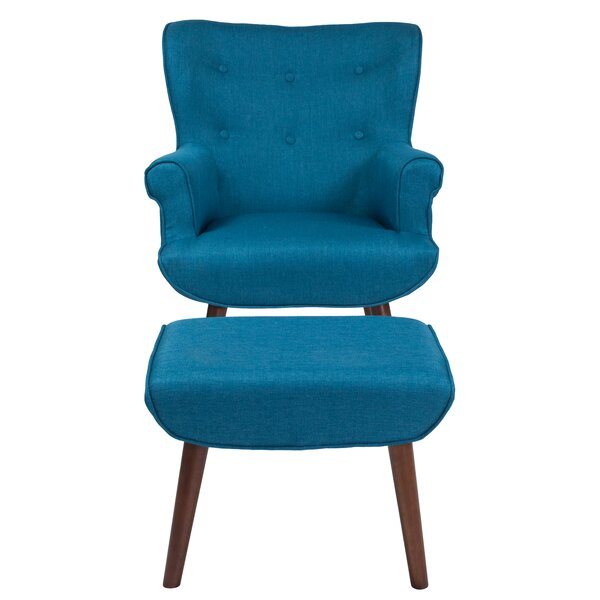 John Wingback Chair by George Oliver
