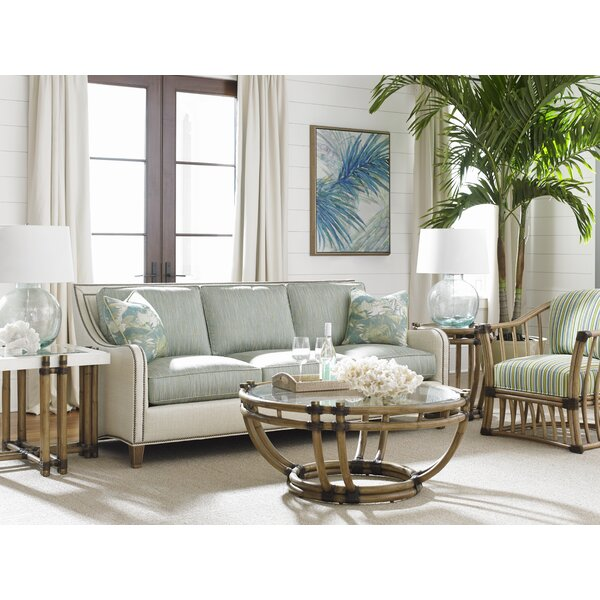 Twin Palms 3 Piece Coffee Table Set by Tommy Bahama Home Tommy Bahama Home
