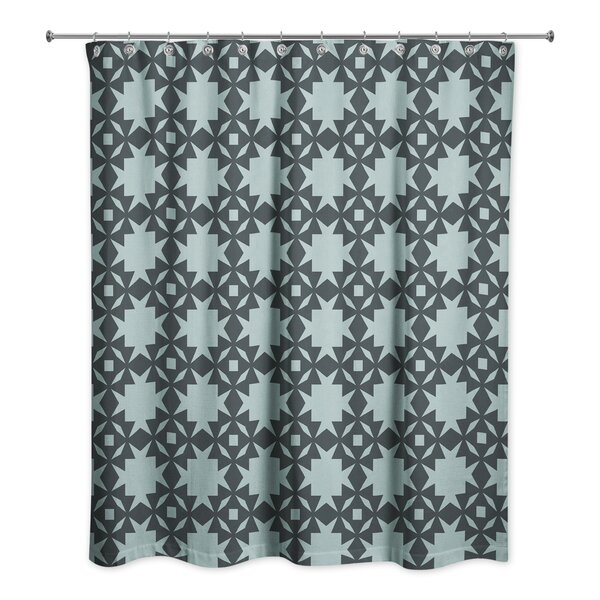 Thorin Shower Curtain by Latitude Run