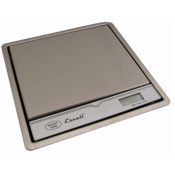 Pronto Surface Mount Scale by Escali