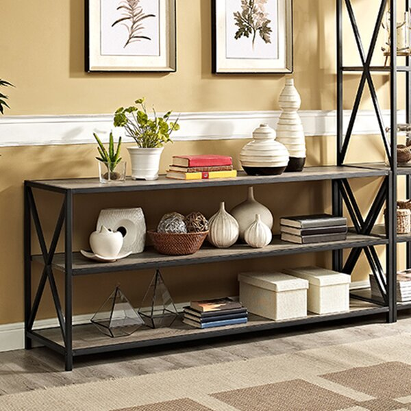 Augustus Media Etagere Bookcase by Trent Austin Design