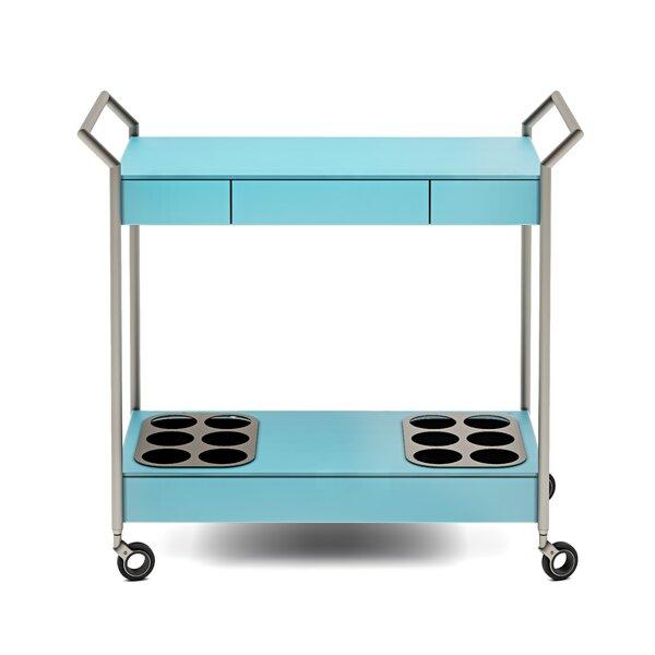 Verra Bar Cart by BDI
