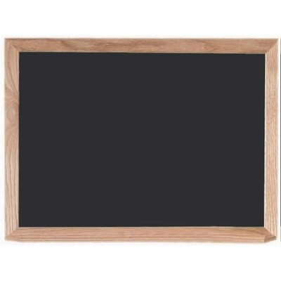 composition wall mounted chalkboard