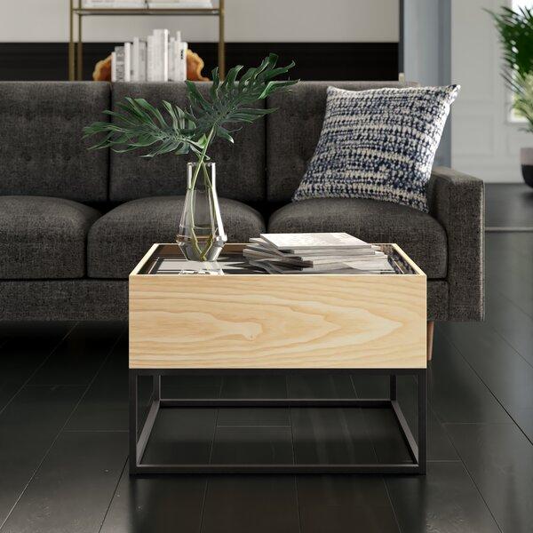 Cutlip Frame Coffee Table By Mercury Row