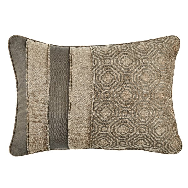 Benson Boudoir Pillow by Croscill Home Fashions