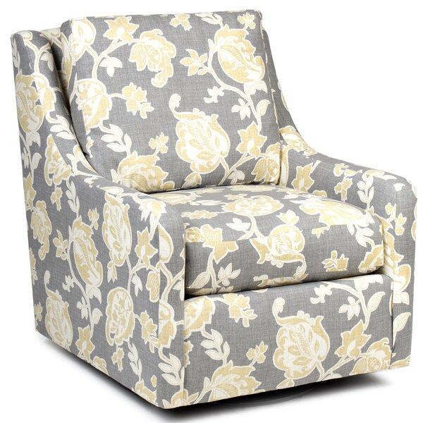 Sedgley Swivel Armchair By Latitude Run