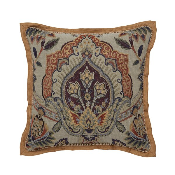 Callisto Throw Pillow by Croscill Home Fashions