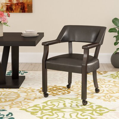 Kitchen & Dining Chairs with Casters | Wayfair