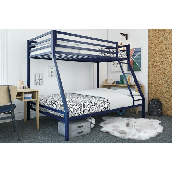Makenzie Twin Over Full Bunk Bed By Harriet Bee by Harriet Bee New Design