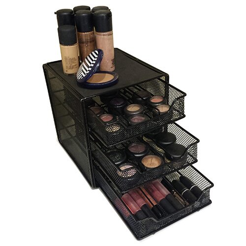 OnDisplay 3 Tier Cosmetic Organizer by Vandue Corporation