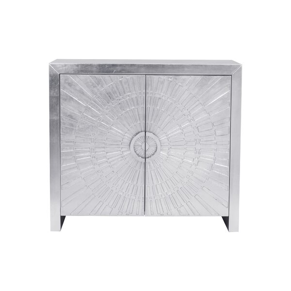 Firenze Modern 2 Door Accent Cabinet by Pasargad
