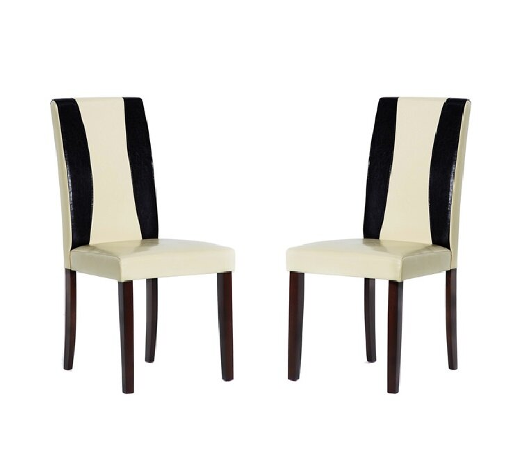 Savana Parsons Chair Set Of 8 By Warehouse Of Tiffany
