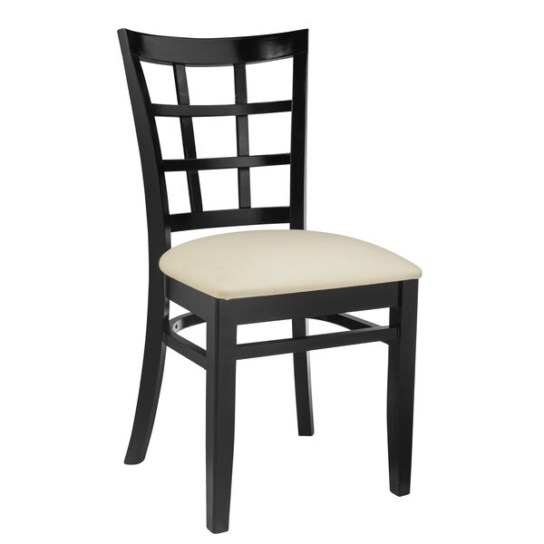 Harner Solid Wood Dining Chair (Set of 2) by August Grove