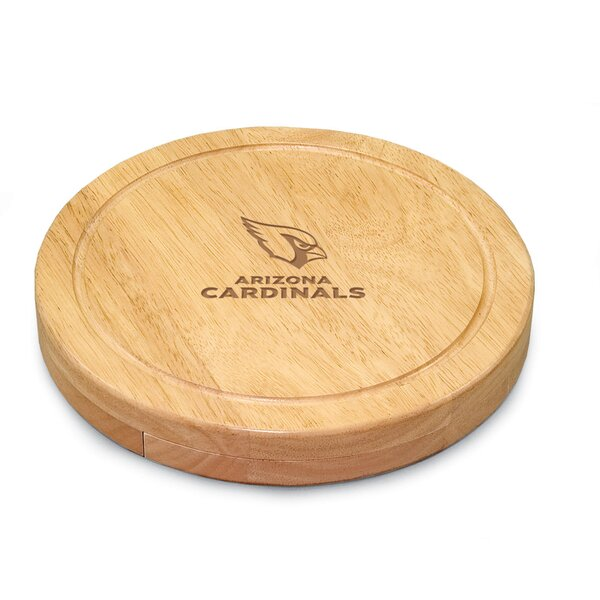 NFL Circo Engraved Cheese Board and Platter by TOSCANA™