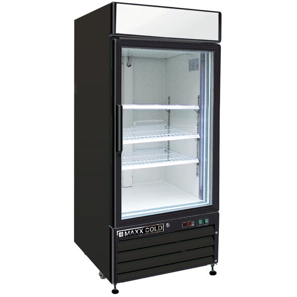 X-Series Merchandiser 16 cu. ft. All-Refrigerator by Maxx Ice