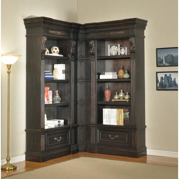 Gunnersbury Museum Corner Unit Bookcase by Astoria Grand